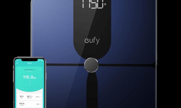 Test de la balance connectée Eufy P1