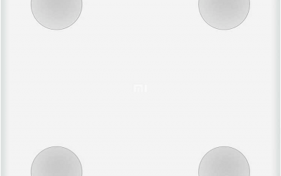 Test de la balance connectée Xiaomi Mi Scale 2